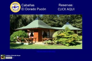 Cabañas El Dorado Pucon