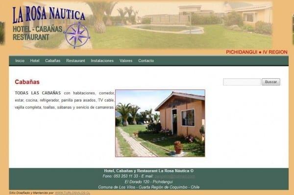 Cabañas I Hotel, Cabañas y Restaurant La Rosa Nautica – Pichidangui, Los Vilos - www_rosanautica_cl__page_id=80