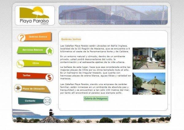 Cabañas Playa Paraíso_ Bahía Inglesa - www_cabanasparaiso_cl_quienes_somos_html