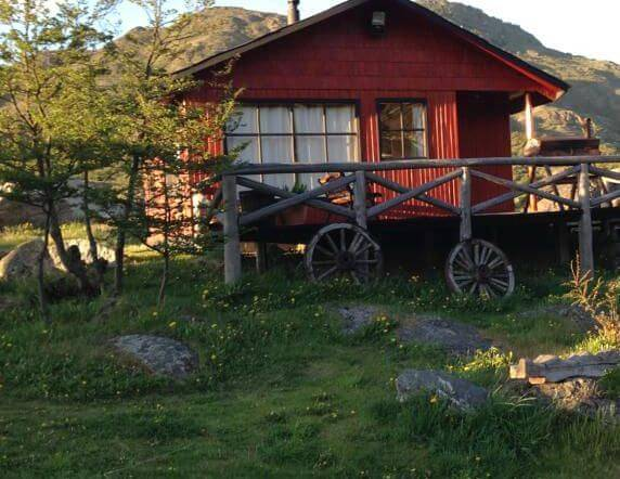 cabañas Brellenthin - Cochrane, Chile