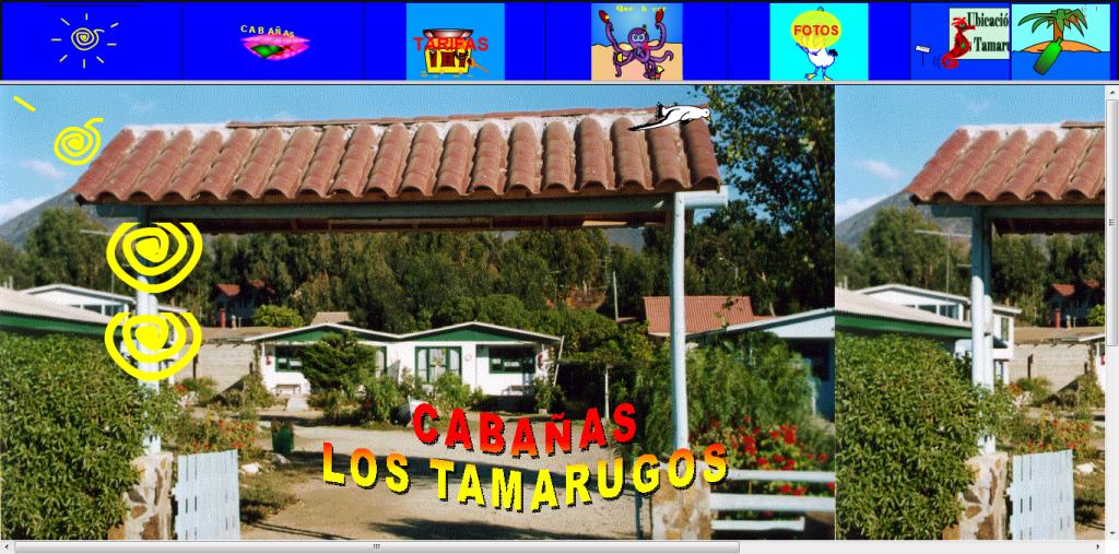 CABANAS LOS TAMARUGOS