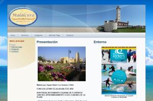 'Apart Hotel Malalcura - Cabañas en La Serena' - www_malalcura_com
