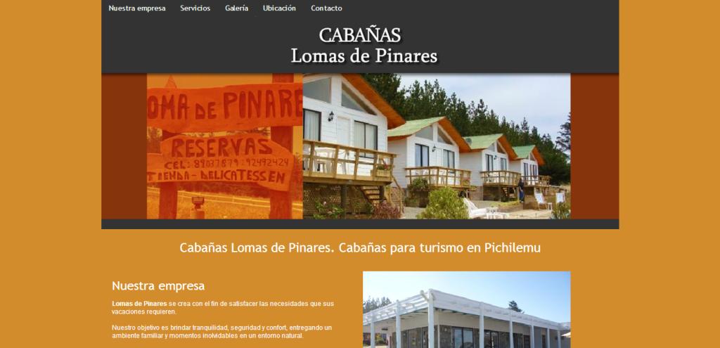 Cabañas Lomas De Pinares