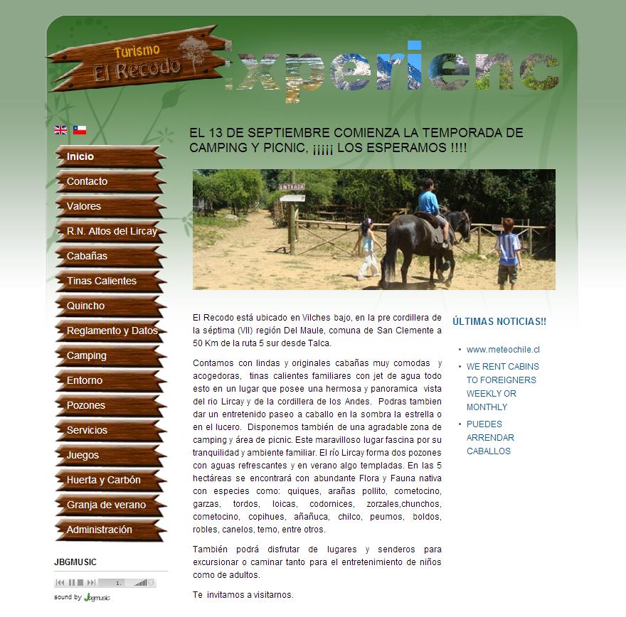 Turismo Rural El Recodo