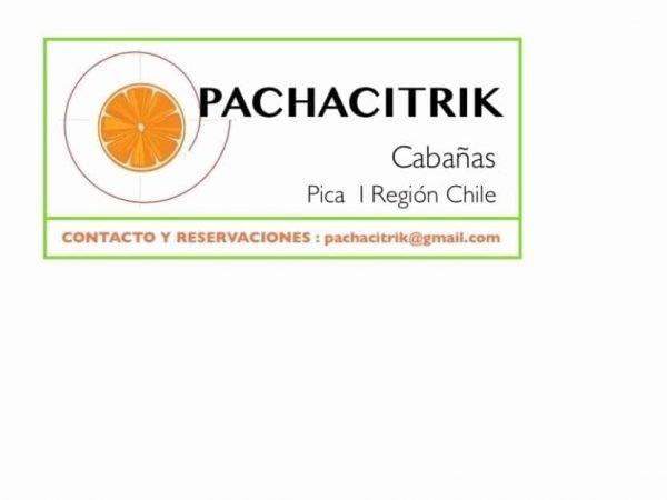 Cabañas PachaCitrik