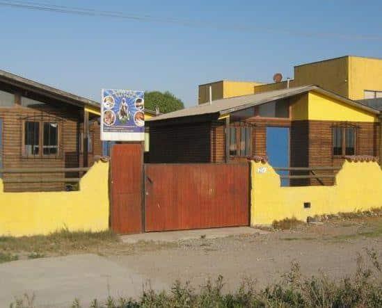 Cabañas Caleta San Pedro - La Serena, Chile