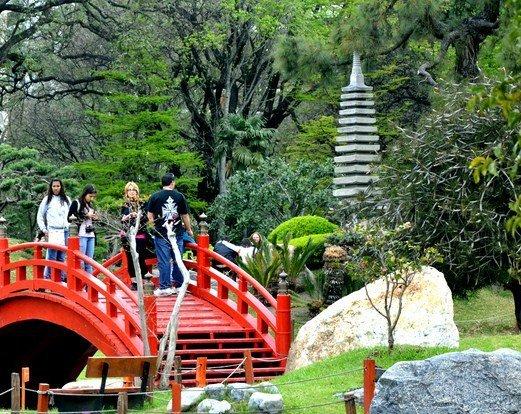 Jard n japon s de santiago belleza natural ante los ojos for Jardin japones de santiago