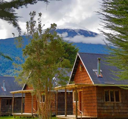 Cabañas Bosque Patagonico